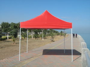 Steel Frame Folding Tent 2016 pictures & photos