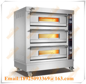 High Efficiency Electric Bread Oven (3 layer 9 tray) pictures & photos