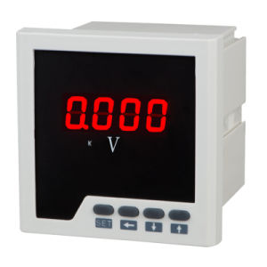 Single Phase Digital Voltmeter Hxdz pictures & photos