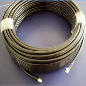 Pre-Made Coaxial Cable LMR400 Terminated with TNC Connectors pictures & photos
