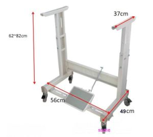 Small Size Sewing Stand with Casters Popular in Japan