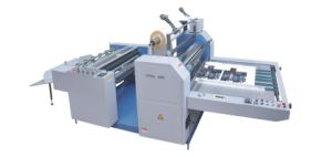 High Speed Semi-Automatic Laminating Machine Hsyfmb-1100b pictures & photos