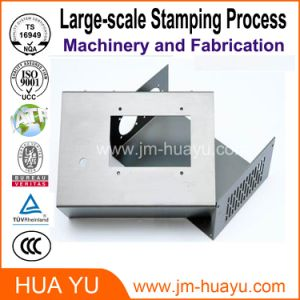Professional Stamping Process Auto Parts pictures & photos