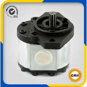 CE Proved Tandem Pump Hydraulic Gear Oil Pump with Cast Iron Cover pictures & photos