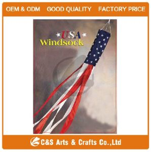 Embroidered Us Windsock pictures & photos
