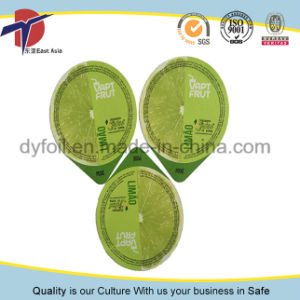 76mm Diameter Food Packaging Aluminum Foil Lid Coated Universal Lacquer pictures & photos