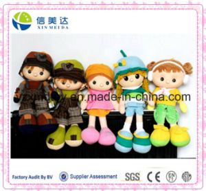 Diffrernt Styles High Quality Plush Girl and Boy Stuffed Doll pictures & photos