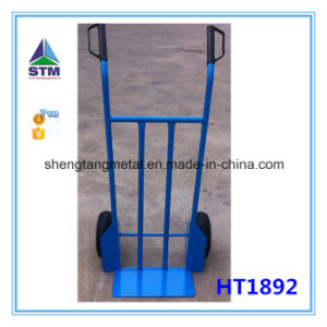 Heavy Duty Construction Hand Trolley 200kg pictures & photos