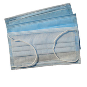 Disposable Pleated Facemask (JK15001) pictures & photos
