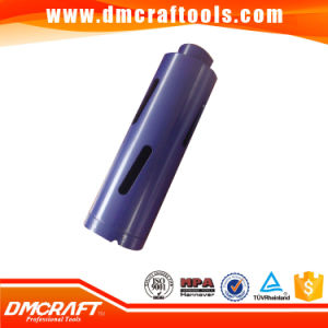 Wet Diamond Core Drilling for Drilling Reinforced Concrete pictures & photos