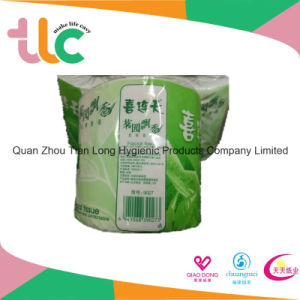 Soft Facial Toilet Tissue Paper Roll Tissue Paper Manufacture in China pictures & photos