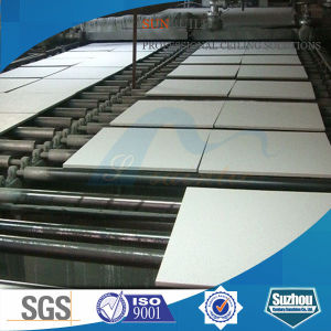 Mineral Fiber Acoustic Ceiling Board (ISO, SGS certificated)