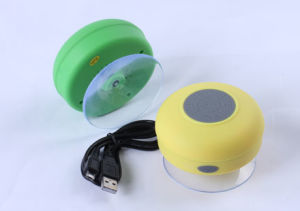 Portable Wireless Stereo Wafterproof Bluetooth Speaker (CP04003) pictures & photos