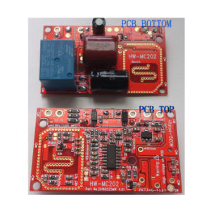 High Voltage Microwave Motion Sensor for LED Light pictures & photos