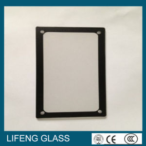 Tempered Glass for Ice Maker Silk Printing