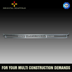 Ringlock Scaffolding Brace Hot DIP Galvanized pictures & photos
