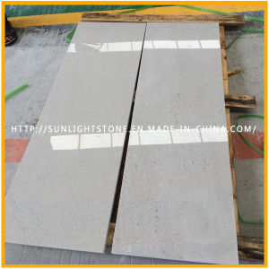 Cheap Polished Tiles Mediterranean Gray/Cinderella Grey Marble for Flooring/Wall pictures & photos
