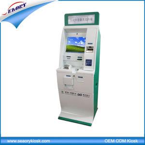 "Customized 17"" Touch Screen Kiosk/Self Service with Receipt Printer Kiosk pictures & photos"