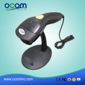 100scans/Sec Auto Scanning Handheld Laser USB Barcode Scanner (OCBS-LA01) pictures & photos