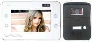 8 Inch Hands Free 4 Wires Color Video Door Phone