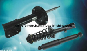 Professional Supply for Man Benz Volvo Truck Cabin Front Rear Shock Absorber of 81437016794 81417226047 0023264700 0023260200 pictures & photos