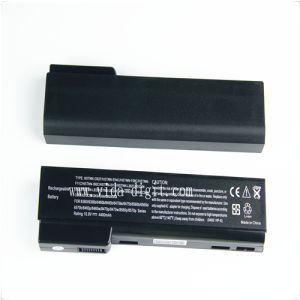 10.8V 6600mAh Laptop Battery Accu for HP Elitebook 8460p 8460W pictures & photos