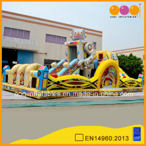 Inflatable Robert Climbing Sport Game (AQ191) pictures & photos