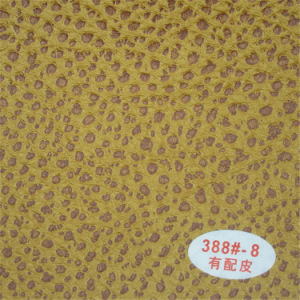 Furniture Manufacturing Use Synthetic Thick Sipi PVC Leather pictures & photos