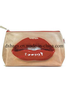 PVC Washing Bag Pattern Wholesale Cosmetic Bag pictures & photos