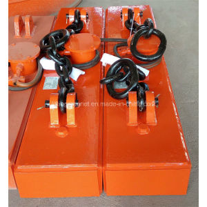 Electro Rectangular Crane Magnet for Lifting Steel Plate pictures & photos