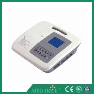 Medical Portable Digital 3 Channel ECG Machine (MT01008165) pictures & photos