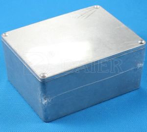1590c Aluminum Enclosures for Guitar Foot Switch Pedal pictures & photos