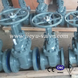 Carbon Steel Wcb Flexible Wedge Gate Valve pictures & photos