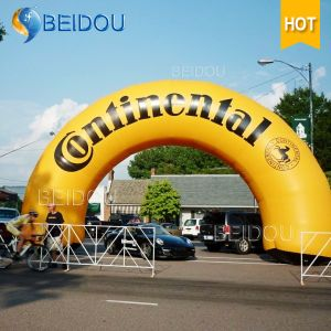 Custom Advertising Arch Inflatable Archway Air Start Finishing Line