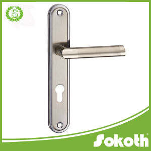2016 Sokoth Hot Sell High Quality Zinc Alloy Door Handle pictures & photos