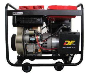 6KW 6.5KW 6KVA Diesel Generator Set Kaiao Steady pictures & photos