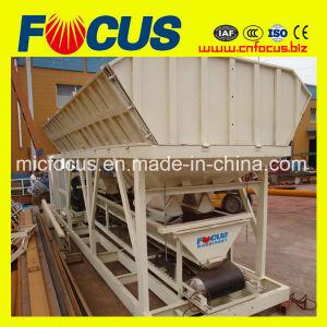 Yhzs50 50m3-60m3/H Portalbe Mobile Concrete Plant pictures & photos