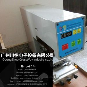 One Color Pneumatic Electric Pad Printing Machine