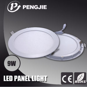 SMD2835 9W Round Ceiling Lights Ultrathin LED Panel Lighting pictures & photos