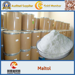 Ethyl Maltol 4940-11-8 Aromatic Agent Used in Food, pictures & photos