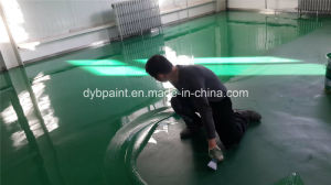 Anti-Corrosion Water-Proof Epoxy Floor Paint