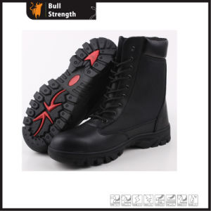 Army Safety Boots with Rubber Sole (SN5270) pictures & photos