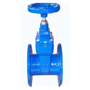 GB F4 Rubber Wedge Gate Valve pictures & photos
