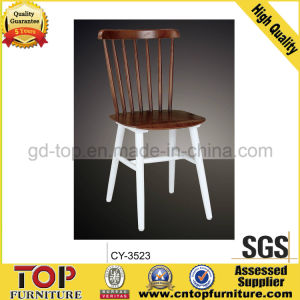 Hotel Wood Restaurant Dining Chair pictures & photos