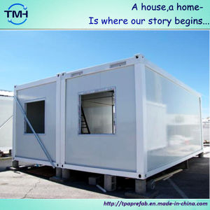40FT Container House with Bedroom/Toilet pictures & photos