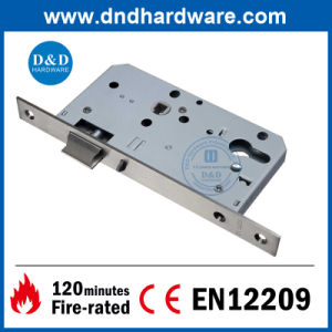 Night Latch Lock Body for Security Door with Ce Standard pictures & photos