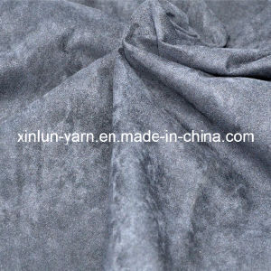 Brushed Finish Upholstery Suede Fabric for Jacket Sofa Shoes pictures & photos