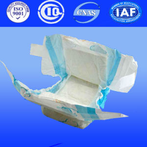 Disposable Cotton Baby Diapers Baby Nappies in Bulk for Whoesales From China Factory (Ys410) pictures & photos