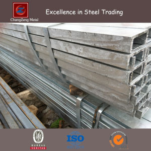 Hot Dipped Zinc Coated Channel Steel Bar (CZ-C71) pictures & photos