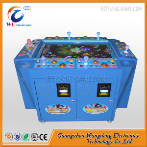 6 Player Mini Arcade Fish Hunter Game Machine for Gambling pictures & photos